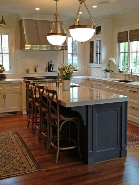 kitchen island seating ideas  pinterest
