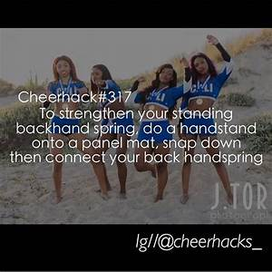 103 Best Images About Cheer Hacks On Pinterest Cheer
