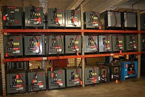 Used 24 Volt Forklift Battery Chargers