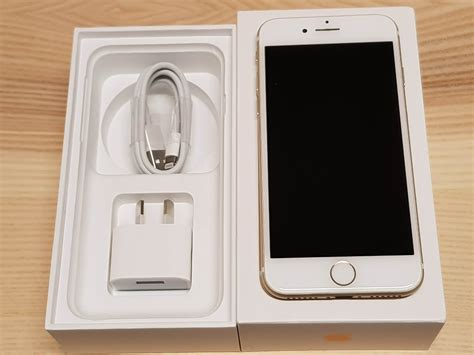 apple iphone  gold gb excellent grade zoombiefone