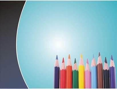 Background Backgrounds Powerpoint Ppt Pencils Wallpapers Power