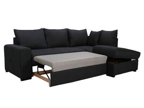 canapé d angle avec pouf unique canapé convertible avec coffre de rangement source