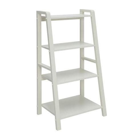 Small Office Bookcase by Usl Charles Polar White Small Office Bookcase Sk19185br1