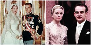 Grace Kelly Had a Second (Pink!) Wedding Dress - What