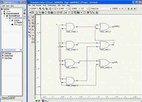 Vhdl Diagram Converter Youtube