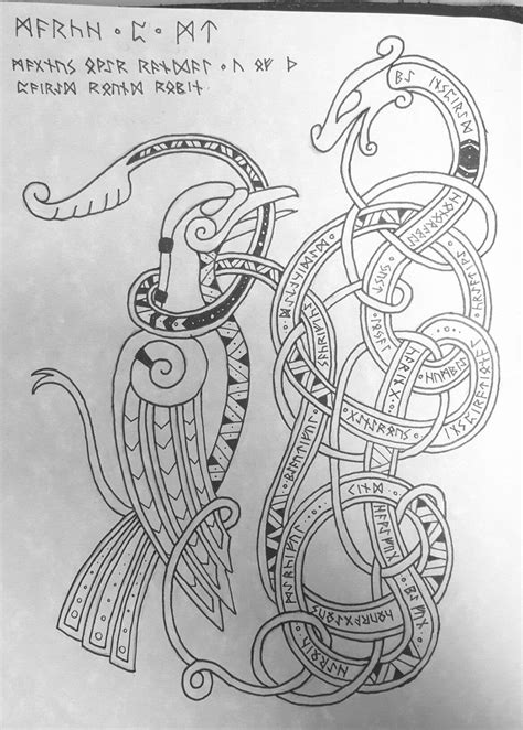 Things You Should Consider Before Getting a Tattoo | Norse mythology tattoo, Norse tattoo