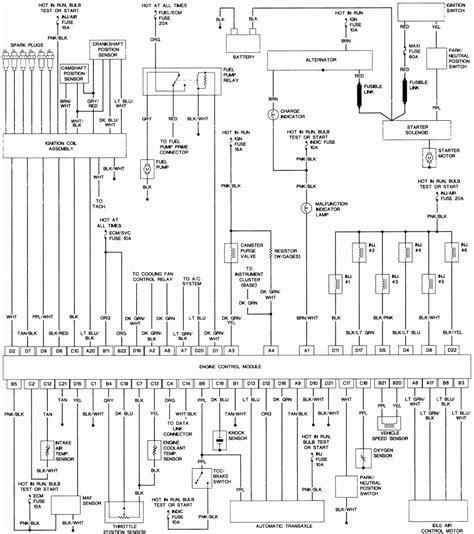 Oldsmobile Cutl Ciera Engine Diagram Wiring