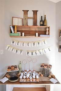 Harry Potter Decoration : harry potter baby shower ideas free printables our ~ Dode.kayakingforconservation.com Idées de Décoration