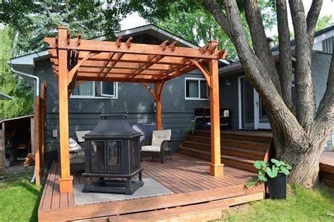 outdoor living today breeze pergola retractable canopy