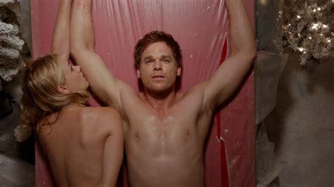 Nude Video Celebs Yvonne Strahovski Sexy Dexter Se