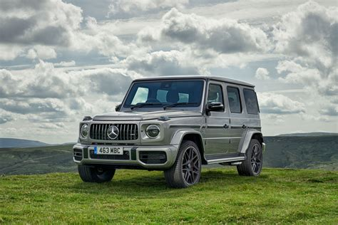 Beautiful free photos of cars for your desktop. New Mercedes-AMG G-Class G63 5dr 9G-Tronic Petrol Station ...