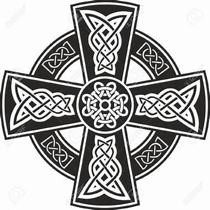 Celtic Symbols Clip Symbol Cross Clipground Vector