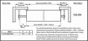 Roll Up Garage Door Installation Instructions Queensland