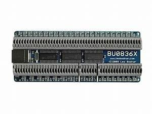 Bu0836x 12-bit Joystick Board  Bu0836x