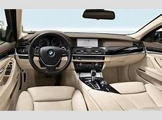 BMW 5 Series Touring F11 Interior 4K HD Desktop Wallpaper