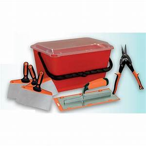 Outils De Plaquiste : kit d 39 outils pour plaquiste mondelin 309730 3479133097305 ~ Edinachiropracticcenter.com Idées de Décoration
