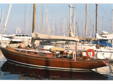 Formosa Boats For Sale Perth by 1966 Molich Danmark Wooden Prototype Swan 36 Sailboat For