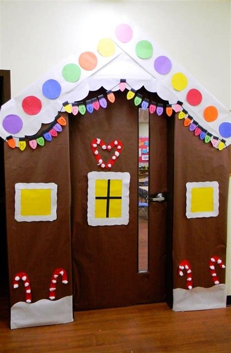marvelous classroom decoration  christmas interior