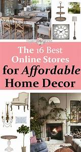 16, Best, Online, Stores, For, Affordable, Home, Decor