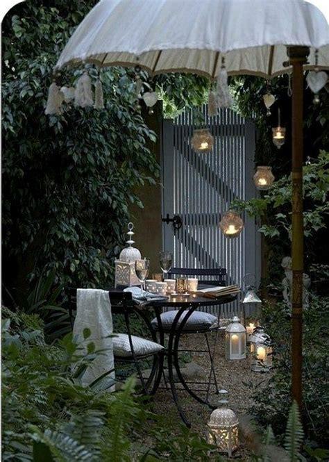 laterne für terrasse windlicht laterne garten gestalten ideen basteln metall