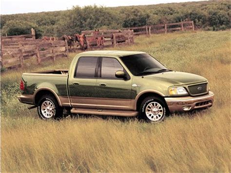ford  supercrew cab king ranch short bed