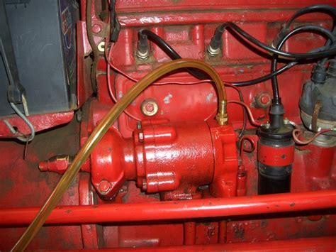 hydraulic lift leaking