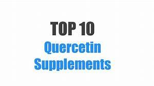 Best Quercetin Supplements - Top 10 Ranked