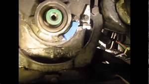 Crank Sensor Remove  Install