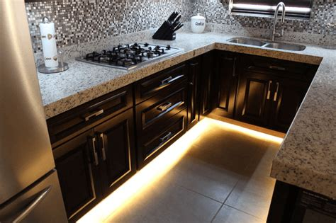 toe kick lighting in kitchen best toe kick ideas for home 8544