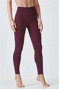 High-Waisted Solid PowerHold Legging - Fabletics