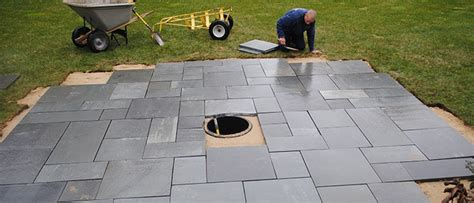 installing patio pavers how to install pavers installing a patio step by step