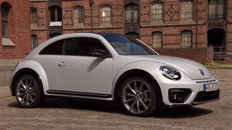 2017 Volkswagen Beetle Exterior Design In White