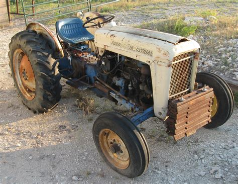 4000 Ford Tractor Engine Service Manual, 4000, Free Engine