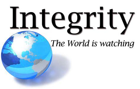 today leadership lacks integrity