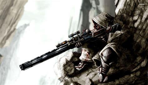 Anime Sniper Wallpaper - sniper wallpaper hd wallpapers plus