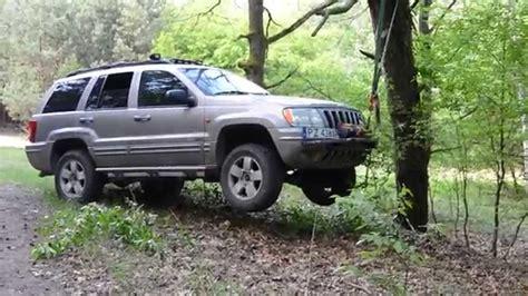 jeep grand wj test wyciągarki jeep grand wj