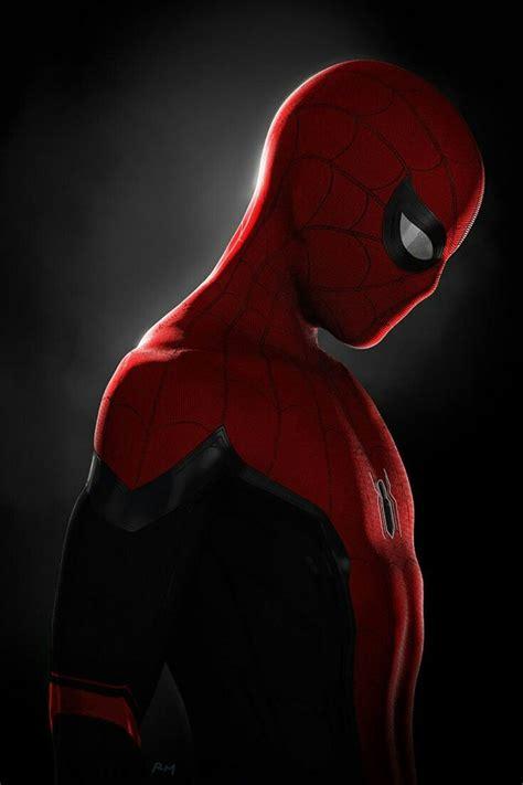 spiderman   home fan art  atrahalarts marvel