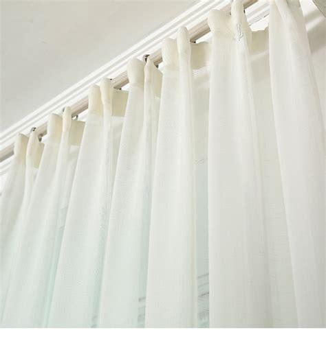 ultra soft white sheer curtain free curtain hooks high