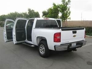 Find Used 2008 Chevy Silverado Lt 1500 Crew Cab 4 8l V8- White
