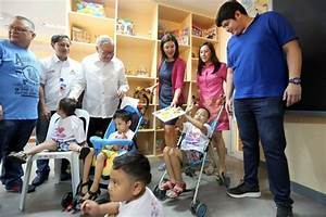 Joy Belmonte launches center for disabled kids | Philstar.com