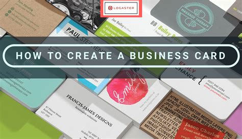 how to design a business card how to make a business card