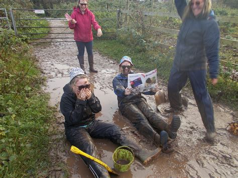 When The Staff Get Muddy… — Welton Free Rangers Forest