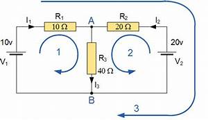 A Brief On Kirchhoff U2019s Laws With Circuit Diagram
