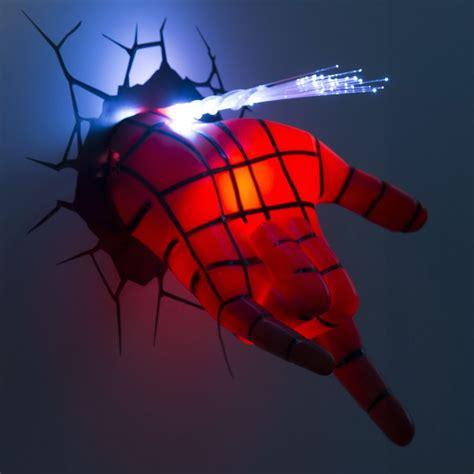 marvel avengers spiderman hand 3d wall art deco pickture