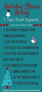 Holiday Stress ... Relaxing Holidays Quotes