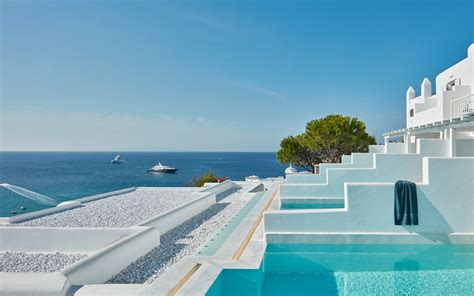 Myconian Ambassador Hotel Review Mykonos Greece Travel