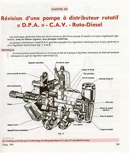 Pompe Injection Cav 3 Cylindres : pompe a injection rotative cav page 2 ~ Gottalentnigeria.com Avis de Voitures