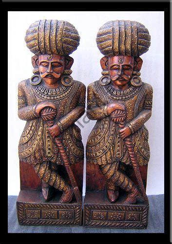 rajasthani antique carved wooden furniture