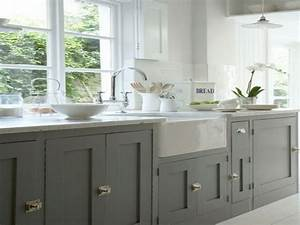 White and gray kitchen, charcoal gray kitchen cabinets