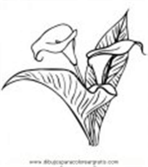 flores dibujos para colorear gratis
